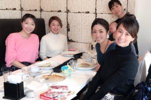 女性起業家交流会集合写真